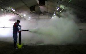 گاز ضد عفونی کننده
